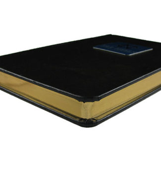 Air Force Falcons Journal Book Gilded Edges
