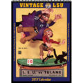 The 2017 Vintage LSU Tigers Football Calendar