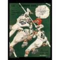 2017 Vintage LSU Tigers Calendar April Image