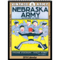 2018 Vintage Army Black Knights Football Calendar