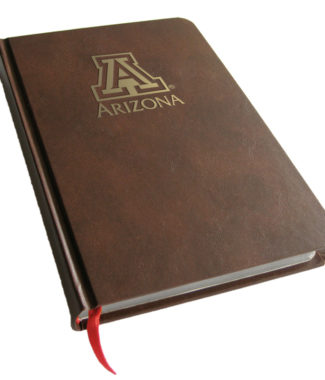 Arizona Wildcats Foil Stamped Journal Book