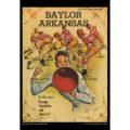 2018 Vintage Baylor Bears Football Calendar January