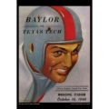2018 Vintage Baylor Bears Football Calendar May