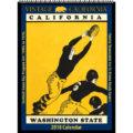 2018 Vintage California Golden Bears Football Calendar