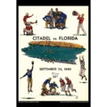 2018 Vintage Florida Gators Football Calendar February