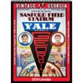2018 Vintage Georgia Bulldogs Football Calendar