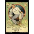 2018 Vintage Iowa Hawkeyes Football Calendar May