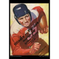 2018 Vintage Illinois Fighting Illini Football Calendar June