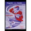 2018 Vintage Kansas State Wildcats Football Calendar January