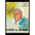 2018 Vintage Kansas State Wildcats Football Calendar April