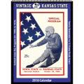 2018 Vintage Kansas State Wildcats Football Calendar