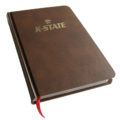 Kansas State Wildcats Foil Stamped Journal Book