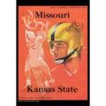 2018 Vintage Missouri Tigers Football Calendar February