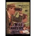 2018 Vintage Tennessee Volunteers Football Calendar September