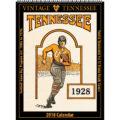 2018 Vintage Tennessee Volunteers Football Calendar