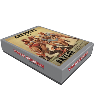 Vintage Arkansas Razorbacks Notecard Set