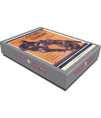 Vintage Clemson Tigers Notecard Set