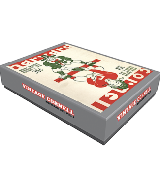 Vintage Cornell Big Red Notecard Set