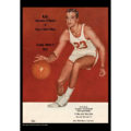 2018 Vintage Kansas Jayhawks Basketball Calendar July