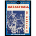 2018 Vintage Kansas Jayhawks Basketball Calendar