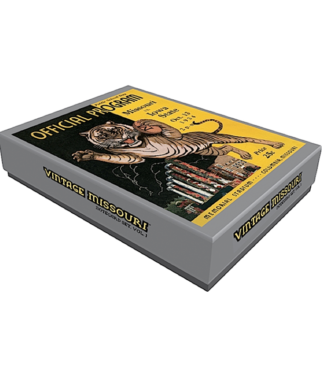 Vintage Missouri Tigers Notecard Set