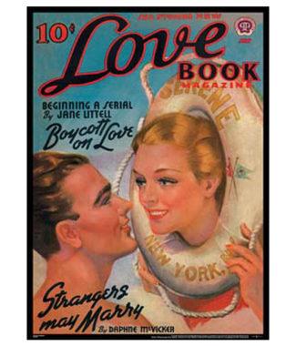 Vintage Pulp Romance