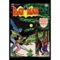 2018 Vintage Batman Calendar January Image