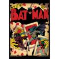 2018 Vintage Batman Calendar March Image