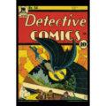 2018 Vintage Batman Calendar May Image