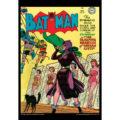2018 Vintage Batman Calendar June Image