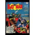 2018 Vintage Batman Calendar August Image