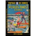 2108 Vintage DC Comics Calendar