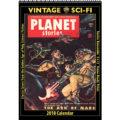 2018 Vintage Sci-Fi Calendar