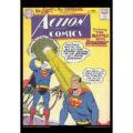 2018 Vintage Superman Calendar October Image
