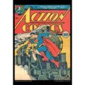 2018 Vintage Superman Calendar November Image