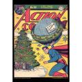 2018 Vintage Superman Calendar December Image