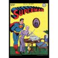 2018 Vintage Superman Calendar July Image