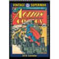 2018 Vintage Superman Calendar
