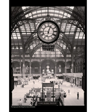 Vintage Train Stations