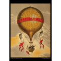 2018 Vintage Travel Calendar May Image