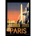 2018 Vintage Travel Calendar September Image