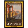 2018 Vintage Travel Calendar
