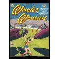 2018 Vintage Wonder Woman Calendar April Image