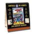 2018 DC Comics Desktop Calendar