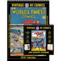 2018 Vintage DC Comics and Vintage DC Comics Desktop Combo