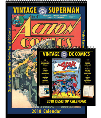 2018 Vintage Superman and Vintage DC Comics