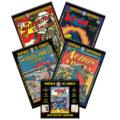2018 Vintage DC Comics 5-Title Combo Set