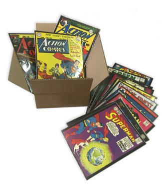 2017 DC Comics Print Bundle