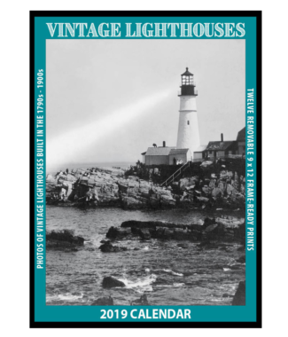 Vintage Lighthouses