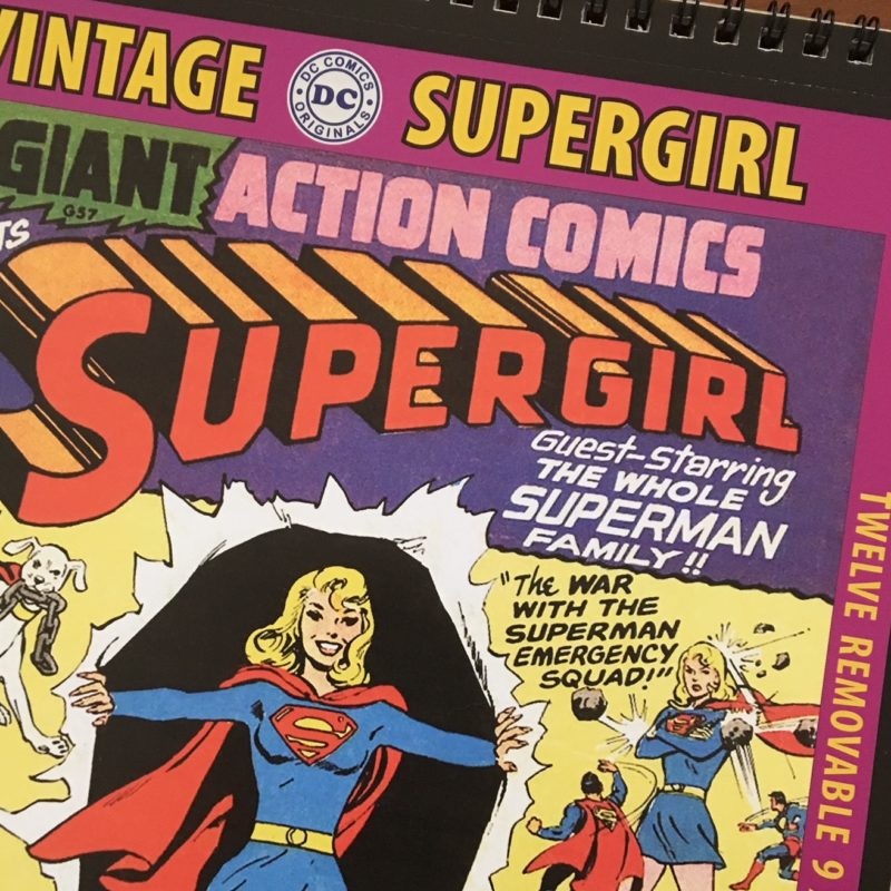 Turnback Tuesday with a puzzler for SUPERGIRL! - Asgard Press
